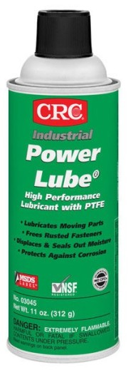 Power Lube - High-Performance Lubricant
