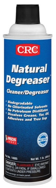 Natural Degreaser - Cleaner/Degreaser