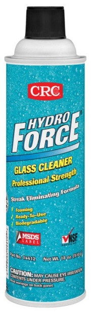 Hydro Force Glass Cleaner