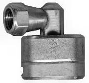 Grease Gun Accessory - Giant Button Head Coupler