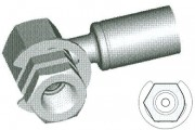Imperial Female Fitting - Clip Mount - HFIF71