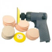 IR Air Mini Random Orbital Sander Kit