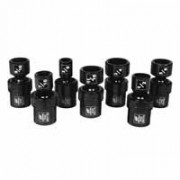 "IR Impact Socket Set - 3/8"" Drive  SAE Universal - 7 Pieces"