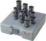 "IR Impact Socket Set - 1/2"" Drive  SAE Universal  - 13 Pieces"
